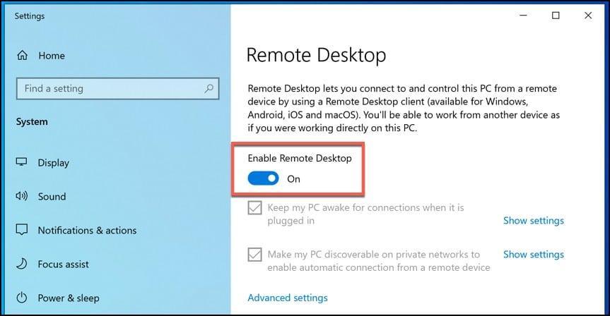 כדי-להפעיל-שולחן-עבודה-מרוחק-במחשבי-Windows